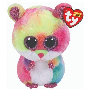 Ty Beanie Meerkleurige Hamster 15 Cm