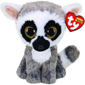 Ty Linus Lemur - Beanie Boos
