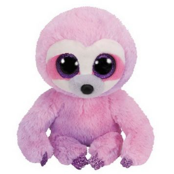 Ty Dreamy Purple Sloth - Beanie Boos