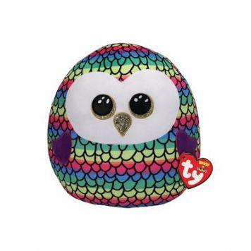 Ty Squish-A-Boo Owen Owl 25 Cm
