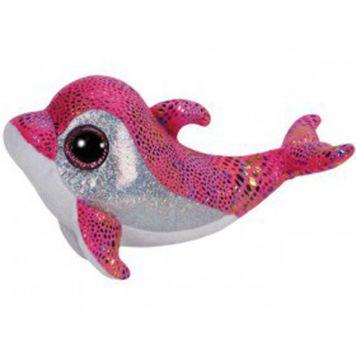 Ty Beanie Dolfijn Sparkles 15cm