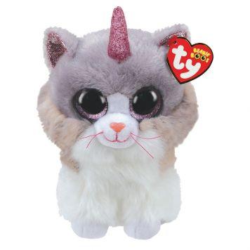 Ty Beanie Asher Cat W/Horn 24 Cm