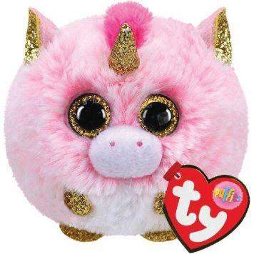 Ty Fantasia Unicorn Puffies