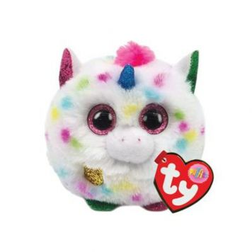 Ty Harmonie Unicorn Puffies