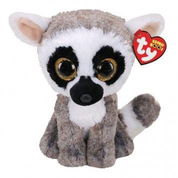Ty Beanie Linus Lemur 24 Cm