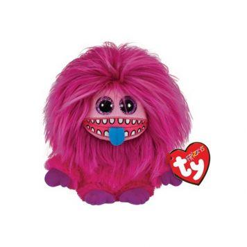 Ty Beanie Frizzy Zeezee 24cm Roze