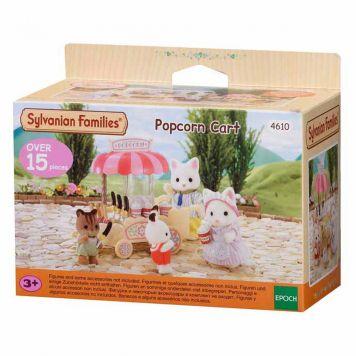 Sylvanian Families 4610 Popcornkar