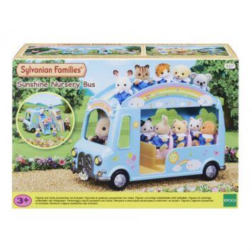 Sylvanian Families 5317 Regenboog Babybus