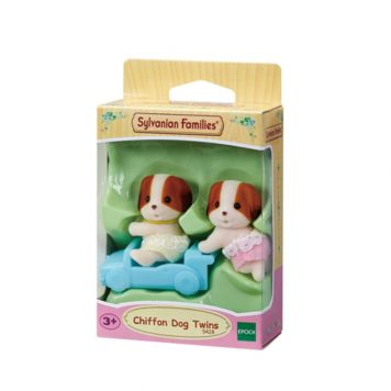 Sylvanian Families 5428 Tweeling Chiffon Hond