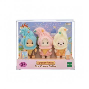 Sylvanian Families 5593 Ice Cream Cuties