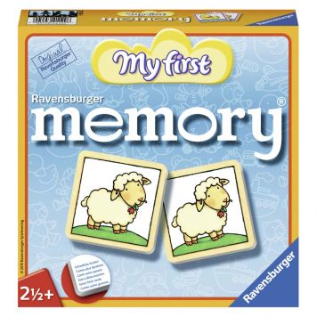 Spel Memory My First