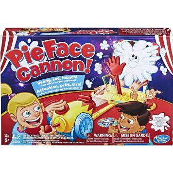 Spel Pie Face Cannon
