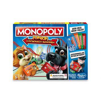 Spel Monopoly Junior Electronisch Bankieren