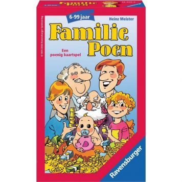 Spel Familie Poen Pocket