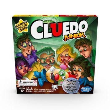 Spel Cluedo Junior Nieuw
