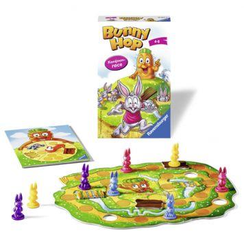 Spel Bunny Hop Konijnenrace Pocket
