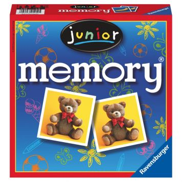 Spel Memory Junior