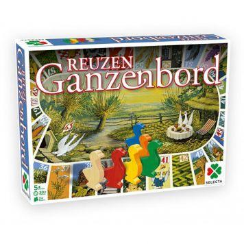 Reuzen Ganzenbord - Bordspel