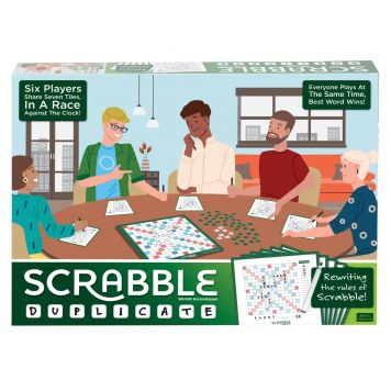 Spel Scrabble Duplicate Dutch