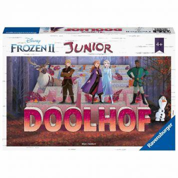 Spel Doolhof Junior Frozen 2