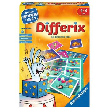 Spel Speel Ontdek En Leer Differix