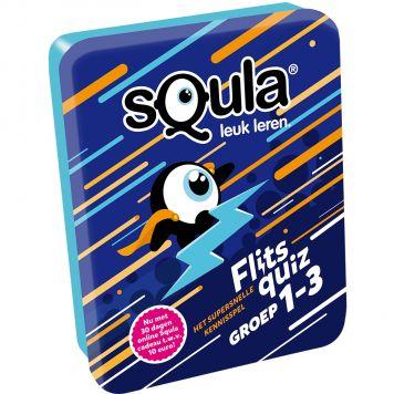 Spel Squla Flitsquiz Groep 1/2/3