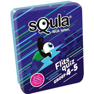 Spel Squla Flitsquiz Groep 4 en 5
