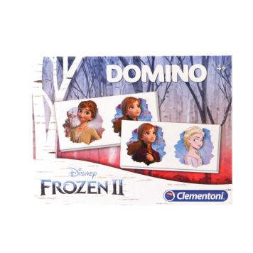 Spel Domino Pocket Frozen 2