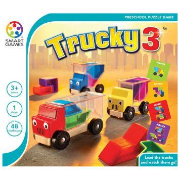 Spel Smartgames Trucky 3