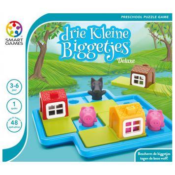 Spel Smartgames Drie Kleine Biggetjes