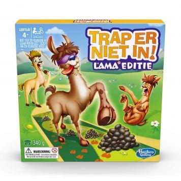 Trap Er Niet In! Lama Editie - Kinderspel