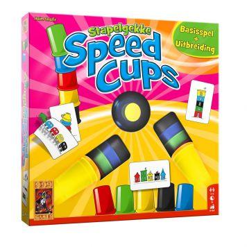 Spel Stapelgekke Speedcups 6 Spelers