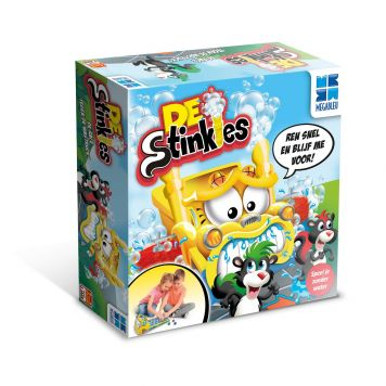 Spel De Stinkies