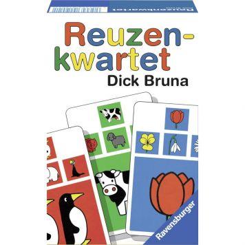 Spel Dick Bruna Kwartet