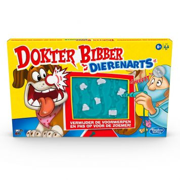 Spel Dokter Bibber Dierenarts