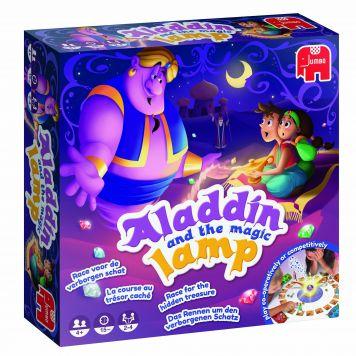 Spel Aladdin En De Magische Lamp