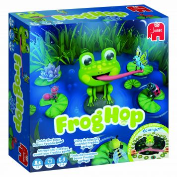 Spel Frog Hop