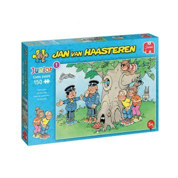 Puz Jan Van Haasteren Junior Optie 1 150 Stukjes