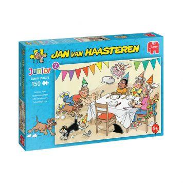 Puz Jan Van Haasteren Junior Optie 2 150 Stukjes