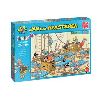 Puz Jan Van Haasteren Junior Optie 3 240 Stukjes