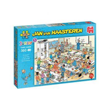Puz Jan Van Haasteren Junior 5 360 Stukjes Klaslokaal
