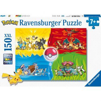 Ravensburger Puzzel Pokémon 150 XXL Stukjes