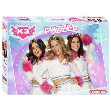 K3 Dromen Puzzel
