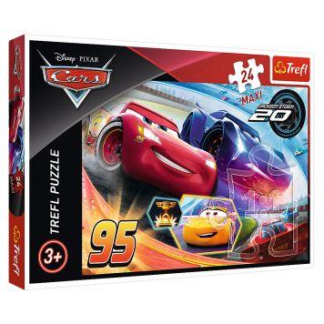 Puzzel Maxi Cars 3 Best Driver 24 Stukjes