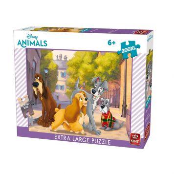 Puzzel Disney 250 XL Lady En Tramp