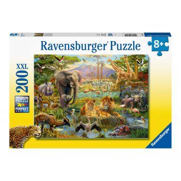 Ravensburger Puzzel Dieren Savanne 200XXL