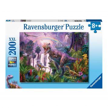 Ravensburger Puzzel Land Dinosauriers 200XXL