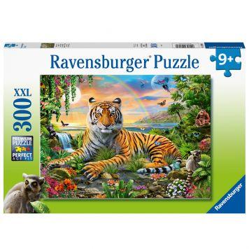 Puzzel Koning Van De Jungle 300 Stukjes XXL