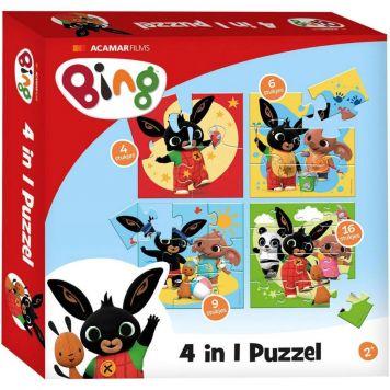 Bing Puzzel 4 In 1