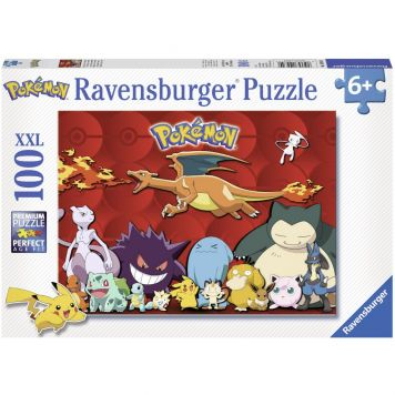 Ravensburger Puzzel Pokémon 100 XXL Stukjes